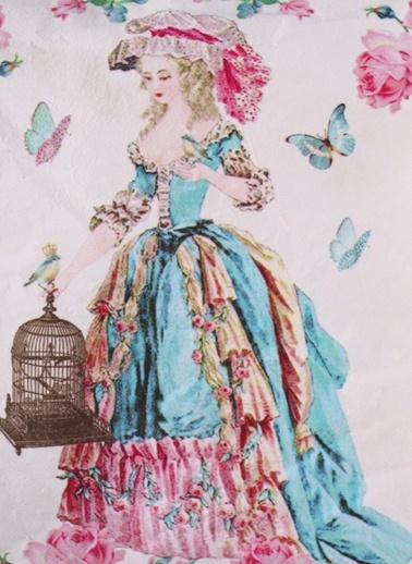 Princess Dekoratif Yastık-Dekorazon
